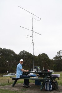 VHF/UHF Field Day – Summer 2013