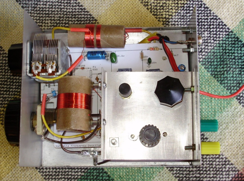 40 Metre Direct Conversion Receiver