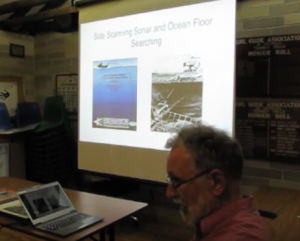 January 2013 Lecture – Sonar and Submarines!