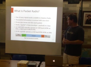 Packet Radio vk2rq