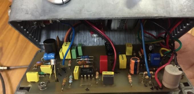 Inside the VLF receiver