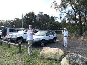25-Nov-2017 VHF/UHF Spring Field Day